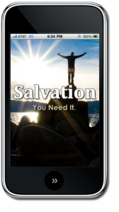 The Salvation iPhone App