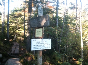 The Fishin' Jimmy Trail