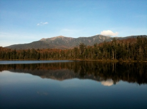 Lafayette from Lonesome Lake