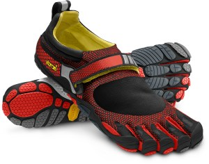 Nike Bashes The Vibram Five Fingers Toe Shoes on Facebook