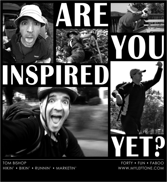 Tom Bishop - Are You Inspired Yet?