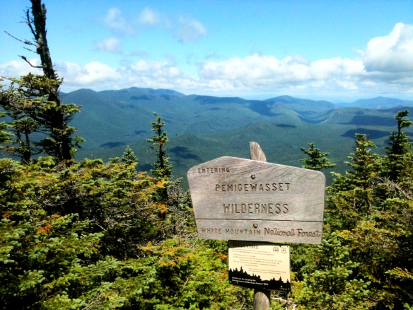 The Pemigewasset Wilderness
