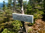 Desolation Trail on Mt. Carrigain