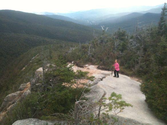 Rye on Mount Lafayette | Finishing the NH4K