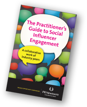 The Practitioner's Guide to Social Influencer Engagement | AgilityAtWork & PR Newswire